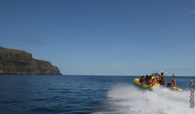 Boat Rides – Santa Maria – Azores