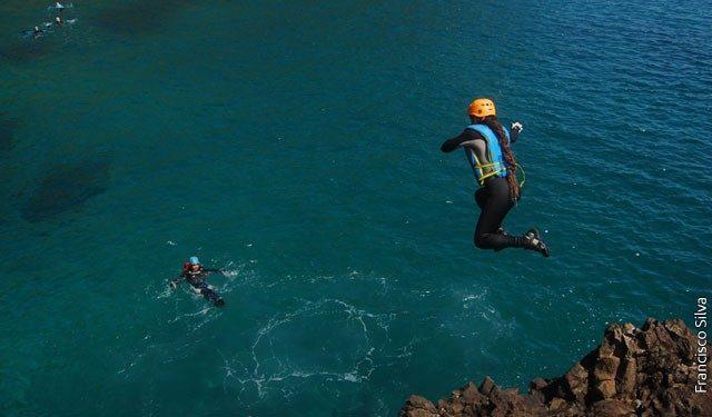 Coasteering – Santa Maria – Azores
