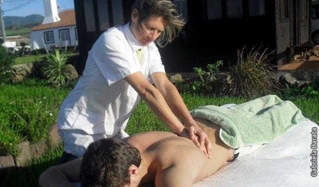 Massagem – Santa Maria – Açores