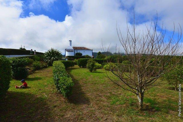 Casa do Norte – Jardin entourant la maison