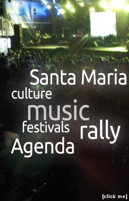 Agenda Santa Maria
